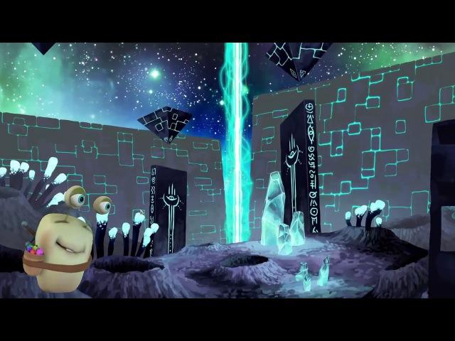 Rezrog - Локация пришельцев Босс Бессмертный инопланетянин (90lvl). 20 серия.