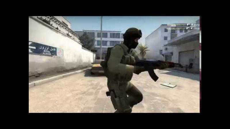CS:GO Movie    Deagle    4 Headshot's