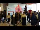 Рождество флеш-моб Галерея Краснодар