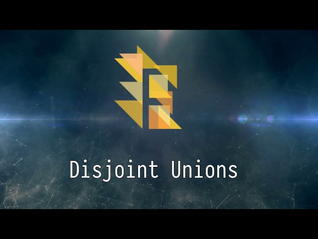 [0620] Disjoint unions
