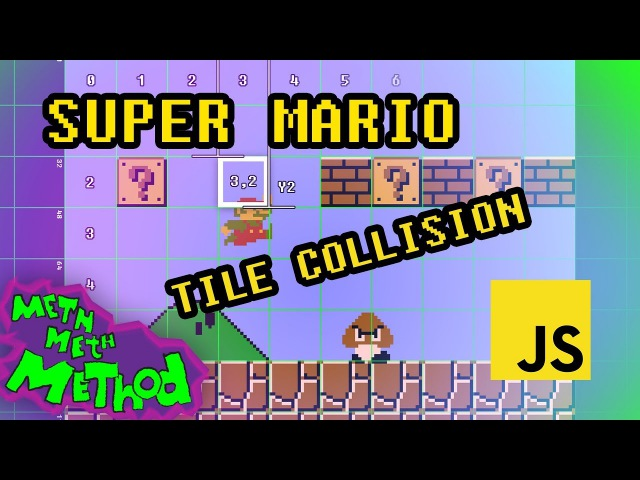 Code Super Mario in JS Ep 5 Tile Collision