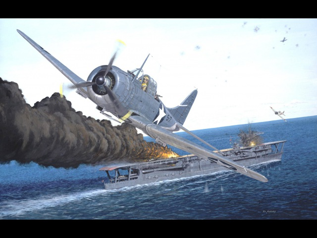 Forgotten Hope 2 (V2.48) - Battle of Midway (WaW Mappack)
