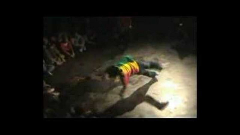 The Game tatsuo(glass hopper) vs shan(dance fusion)