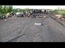 Славянск, 03.05.2014, рассказ очевидца о событиях 2 мая на блок-посту в Андреевке