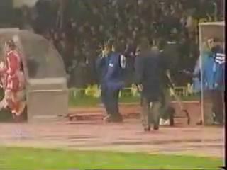 Гус Хиддинк vs Олег Романцев. Спартак - Реал 2:1 Лига чемпионов 1998/99