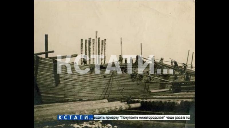 Топорная работа стала загадкой для нижегородских археологов - на дне Ветлуги обнаружили останки уникального корабля допетровских