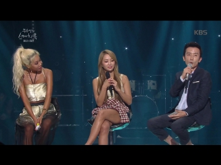 20170722 Yoo Hee-yeol's Sketchbook | Hyorin - BLUE MOON