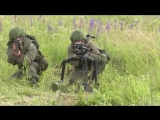 Episode of large-scale exercise of the Russian Airborne units in north-west of Russia