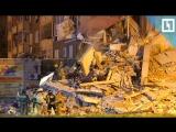Первые минуты после взрыва в Ижевске