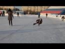 Андрей Терешев эквилибры на льду 20 01 18