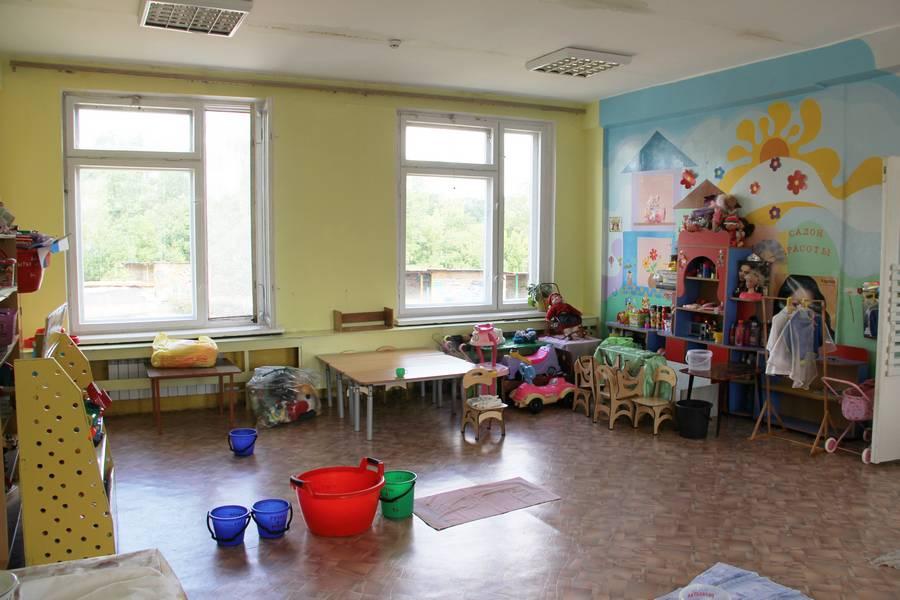 Новые детские сады в городе Армянске уже рушатся