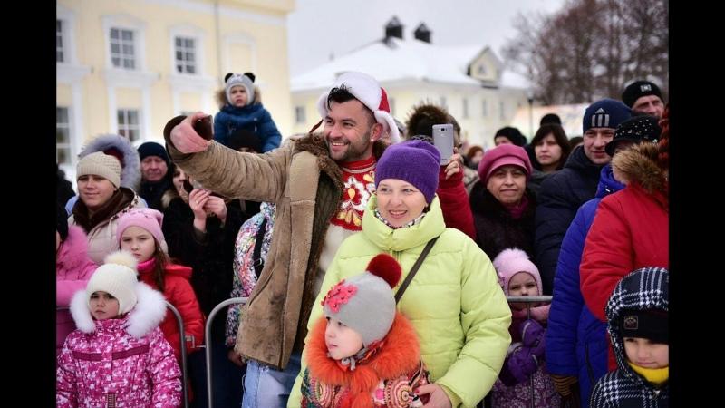 Сражением Весны и Мороза отметил Переславль Масленицу