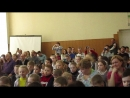 MVI_5588в школе № 109 концертная программа Аты-Баты, шли солдаты оркестра Лад