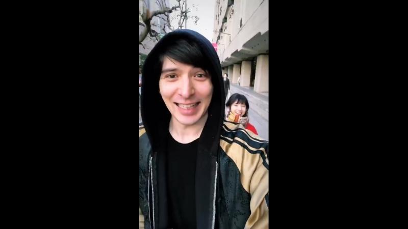 Shirota Yu инстастори 20180227
