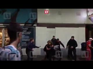 Feduk был избит охраной московского клуба