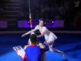 Тимур Батрутдинов -воздушная гимнастика