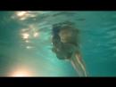 Подводный тренинг для будущих мам родительской школы Аист в бассейне Лазурит.Тренер-ведущая Юлия Гавриленко (Ерш)