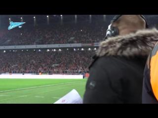 Скрытая камера «Зенит-ТВ» на «Открытие Арене».