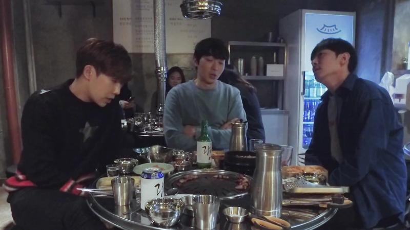 171128 [선공개] 뮤지컬 광화문 연가의 넘버 소녀 술자리 라이브-젊은 명우 역 허도영·성규·박강현 출연