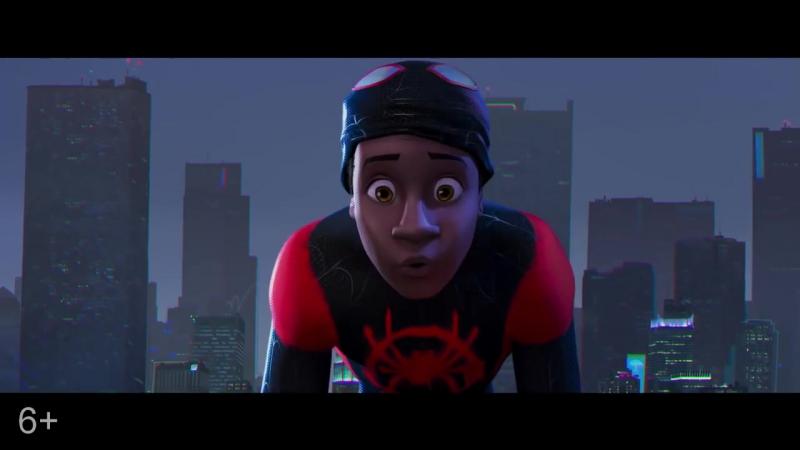 Человек-паук Через вселенные 2017 смотреть онлайн бесплатно в хорошем HD качестве официальный трейлер от Атлетик Блог ру