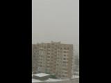 Валит ,валит белый снег