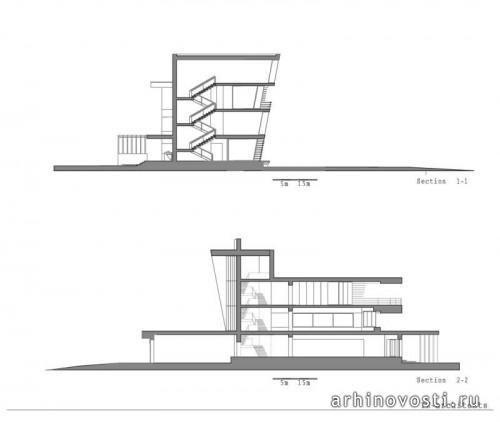 Коттедж Desert Rose от IK-architects