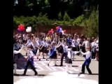 Выпускной танец для первого учителя