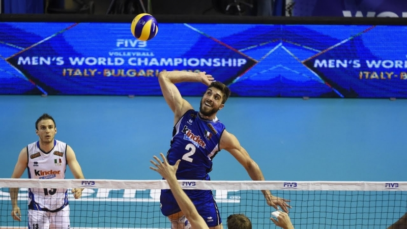 Crazy Volleyball Actions by Luigi Randazzo. Volleyball 2018. Pallavolo.