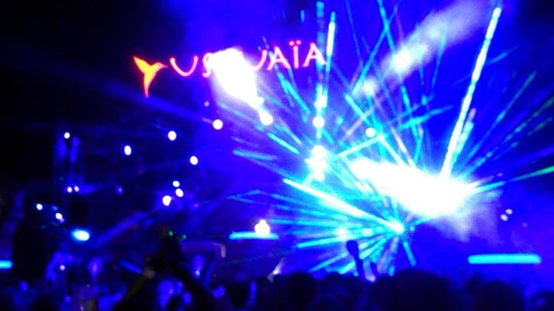 David Guetta Ushuaïa Ibiza2017