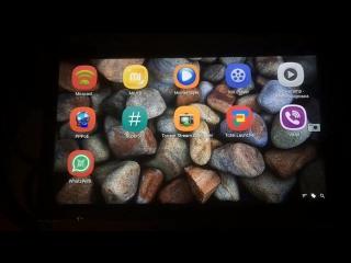 Сенсорный телевизор для кухни на Android 7, сенсорный монитор, планшет-телевизор, смарт тв, smart tv, телевизор для кухни,smart