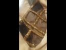 Платочек ♥️ однастаронный 1800 рубка бисер ручная работа