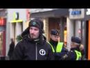 Lördagen den 13 januari intog Nordiska motståndsrörelsens aktivister Göteborg