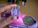 Машинка принтер для нанесения рисунков на ногти Wonder Nail Printer
