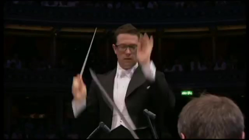 Tom and Jerry at MGM - music performed live by the J. W. Orchestra - 2013 BBC Proms