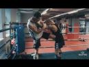 Андрей Басынин и Виталий Дунец. Muay Thai. Клинч. Борьба в стойке. Скрутки, удары коленями и ногами.