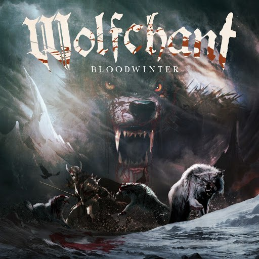 Wolfchant альбом Bloodwinter