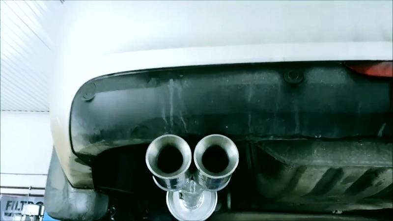 NeX® Lada Vesta ЭКСКЛЮЗИВ ЧАСТЬ 2 Глушитель основной серии Спорт От выбора до установки
