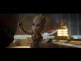 Танец малыша Грута.вступительная сцена.Стражи Галактики 2 - YouTube.mp4