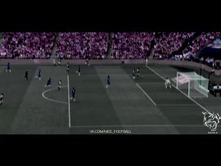 Победный гол Аарона Ремзи   DROBIN   vk.com/nice_football