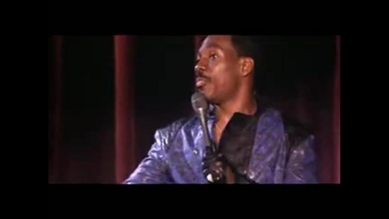 YouTube - Эдди Мерфи - Raw (без цензуры) [Часть 3] Скетч-Шоу.1987 года.