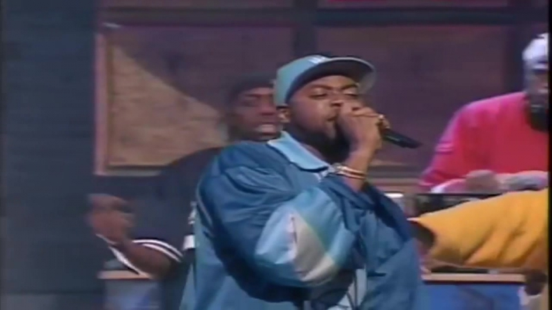 Wu-Tang Clan - Triumph (Live)