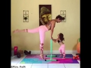 Тренировка для мам
