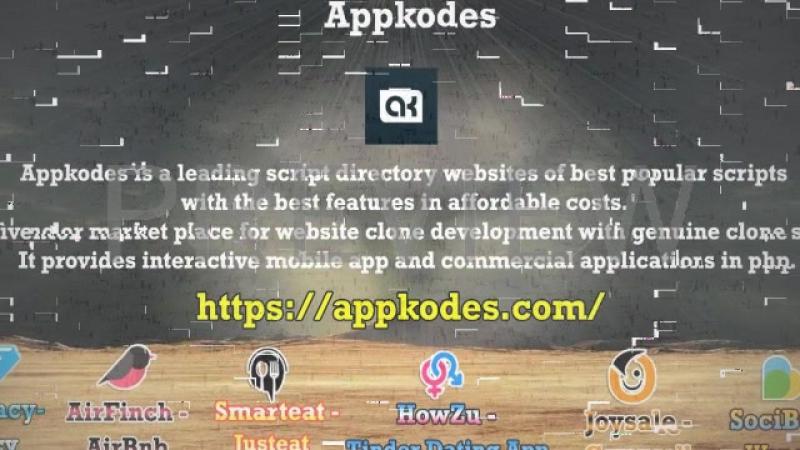 Best Clone Script Provider - Appkodes