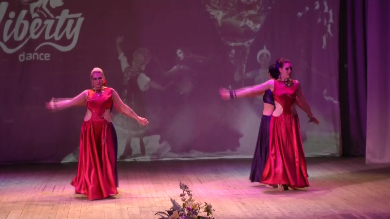 12 Amarantha Tribe – Танго любви в стиле трайбл