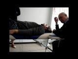 Внимание!! Запрещенное видео в среде остеопатов.