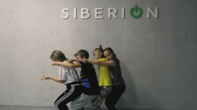 Видео 12 - Contemporary 8-12 лет - Ксения Иванова