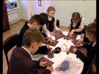 В Тосненском историко-краеведческом музее школьников продолжают знакомить с бытом наших предков