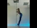 Queens (Минск). Анна, инструктор exotic pole dance