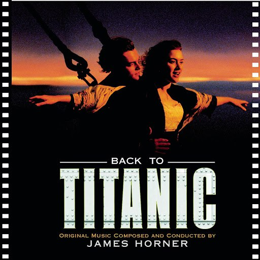 James Horner альбом Back to Titanic - More Music from the Motion Picture