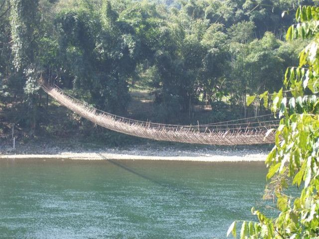 Самые длинные подвесные мосты мира